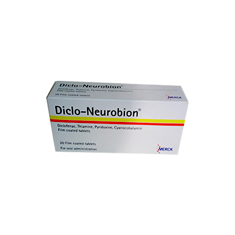 Madison : Diclo neurobion medicine
